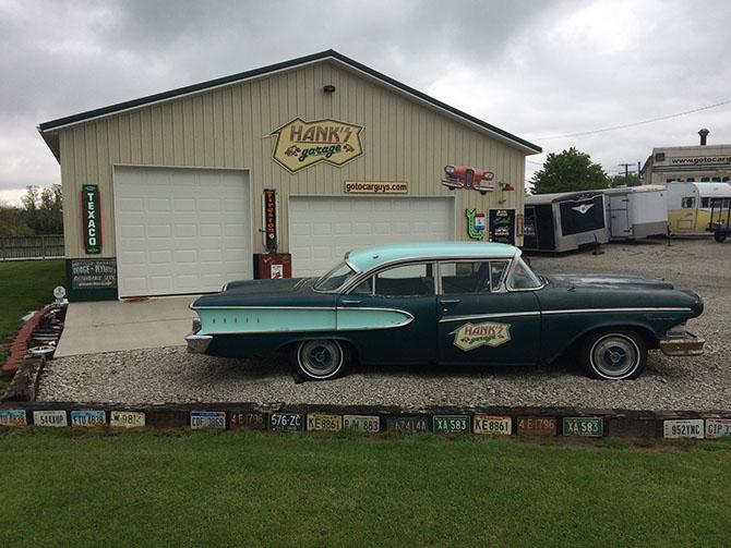 Car Guys Hank S Garage